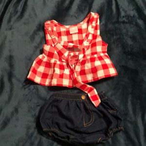 Other - Cowgirl Set NWOT